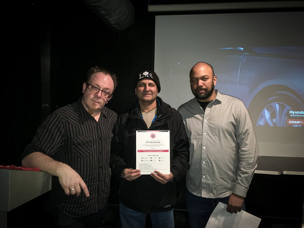 Filmmakers Event Toronto – Sponsorship